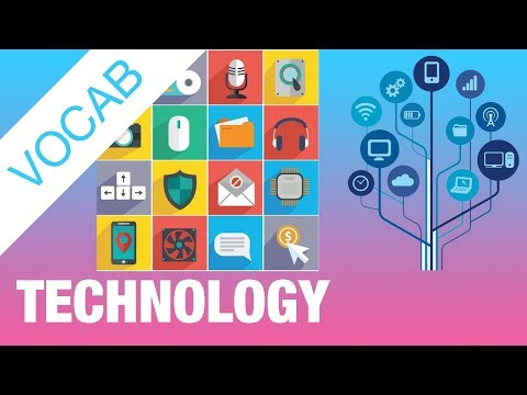 IELTS Speaking Test | TECHNOLOGY - IELTS words & sample sentences