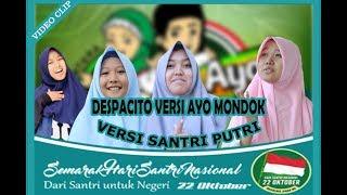 Dari Pondok Pesantren AL-Mashduqiah untuk Santri Indonesia #HARISANTRINASIONAL Please Like Comment And Subscribe Tinggal Di subscribe aja untuk ...