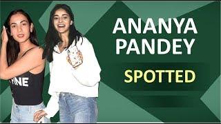 """""""Ananya Pandey"""" & """"Sonal Chauhan"""" At Soho House In Mumbai"""