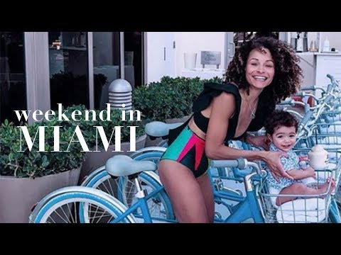 Vlog: Weekend in Miami with Kids