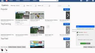 ROBLOX: Wall Spam Post Bug