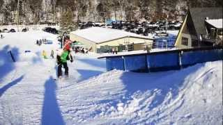 Afton Alps Rock and Ride (12.22.12)