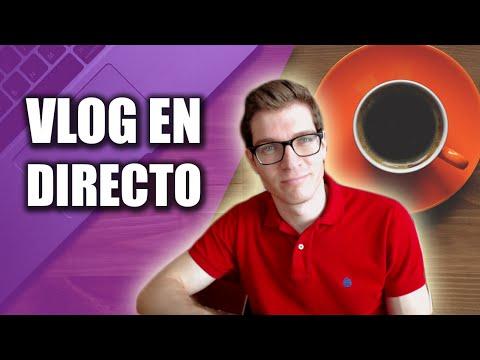 Vlog en Directo (Educación y proyectos)