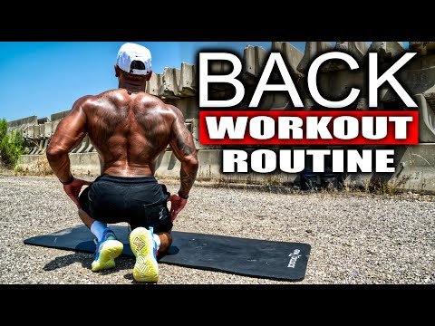5 MINUTE BACK WORKOUT(NO EQUIPMENT)