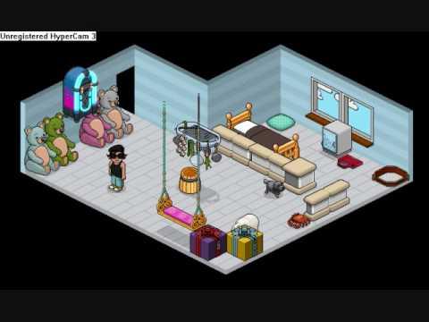 Video necesito una decoracion para mi sala for Sala de estar habbo