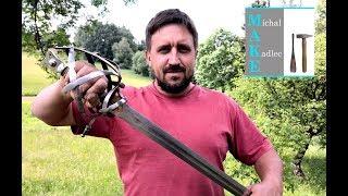 Rusty SWORD restoration