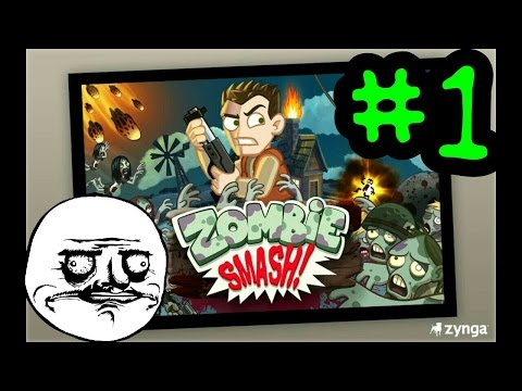 ZombieSmash GAMEPLAY HD ANDROID IOS #1