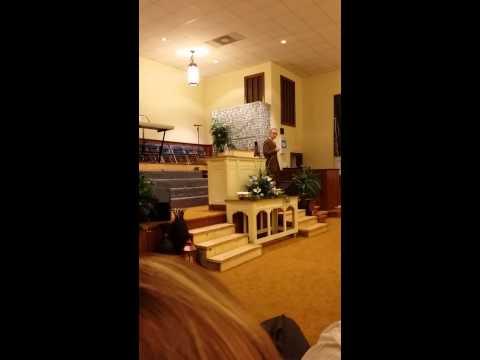 James Hodges, Jr - Preaching