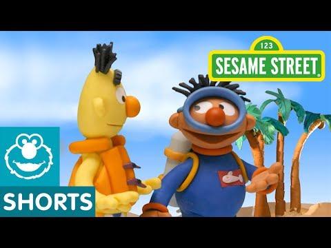 Sesame Street: Deep Sea   Bert and Ernie's Great Adventures