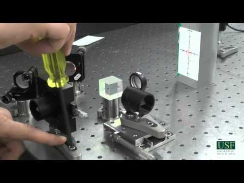 Measuring The Pulse Width Of A Laser Using An Interferometer
