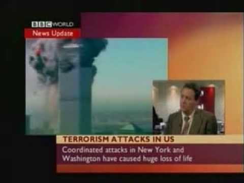 911 - BBC reported 20 minutes early the WTC Salomon Brothers Building 7 collapse (1-3) (Alex Jones)