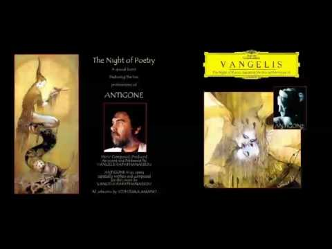 Night Of The Poetry Introduction   Vangelis