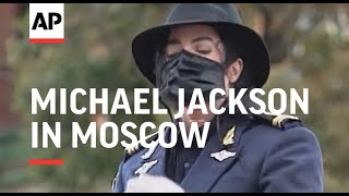 Russia Michael Jackson In Moscow