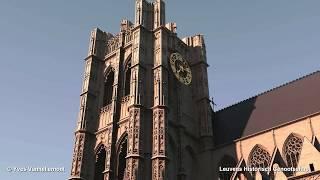 A walk through Leuven around 1525