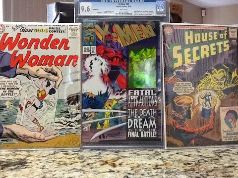 Unboxing a Golden Age Archie CGC Collection Box 1   Sell My Comic Books from YouTube · Duration:  5 minutes 49 seconds