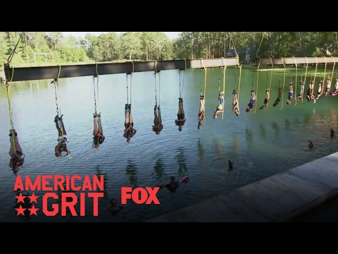 The Dunking Challenge | Season 2 Ep. 1 | AMERICAN GRIT