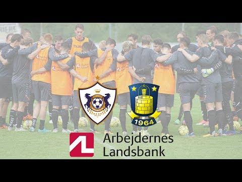 ALBank præsenterer: Qarabag FK Brøndby IF 15