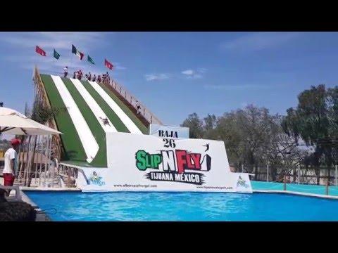Tobogan  Super Extremo! Tijuana Mexico