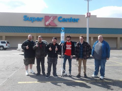 The Last Day At The Last Super Kmart