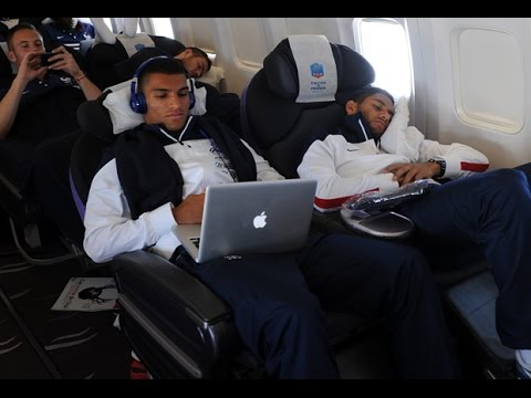 Kazakhstan France Espoirs : le voyage Clairefontaine-Astana avec les Bleuets !