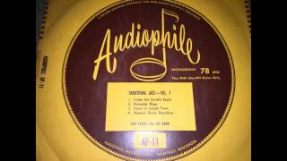 Audiophile Jazz 78rpm Direct Record - Mama