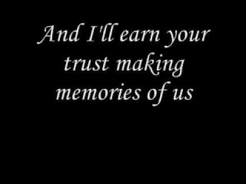 keith urban-making memories of us