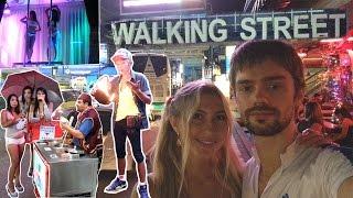 WALKING STREET - УЛИЦА РАЗВРАТА, ПОХОТИ И ПОРОКОВ | Волкинг стрит Паттайя ☼