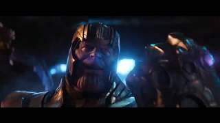 Avengers: Infinity War - Thanos Collecting All The Infinity Stones