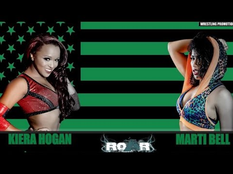 WPN Ep. 040 - Marti Bell vs Kiera Hogan