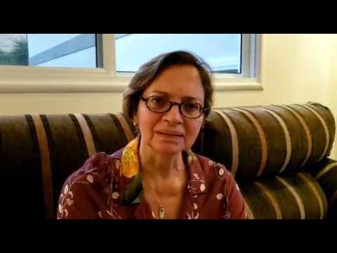 Depoimento Fernanda Maria - Paciente de Mielofibrose