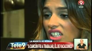 Habló la modelo vinculada con Nisman