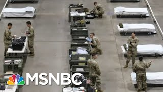 Citizens, Local Officials 'Begging' For Stronger Federal Government Response On COVID-19 | MSNBC