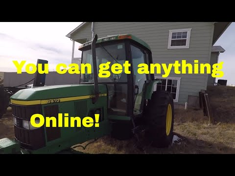 How to buy a tractor on the internet