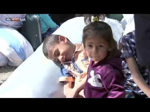 لبنان.. مئات اللاجئين السوريين يعودون إلى بلداتهم  - نشر قبل 14 ساعة