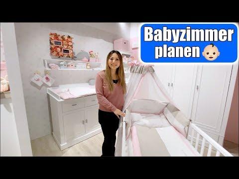 Babyzimmer planen im neuen Haus