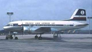 "Samoloty w historii Polskich Lini Lotniczych ""LOT"" PLL LOT/ Aircraft in history Polish Airlanes LOT"