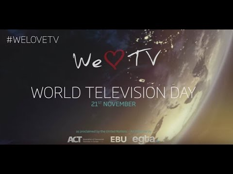 World TV Day 2016 Promo Clip