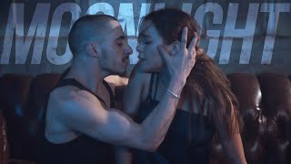 Cover images Tessa Brooks | Moonlight - Ali Gatie | Choreography by Rudy Abreu