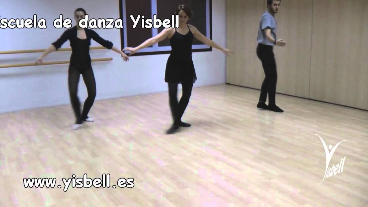 Academia de ballet en latex - 4 7