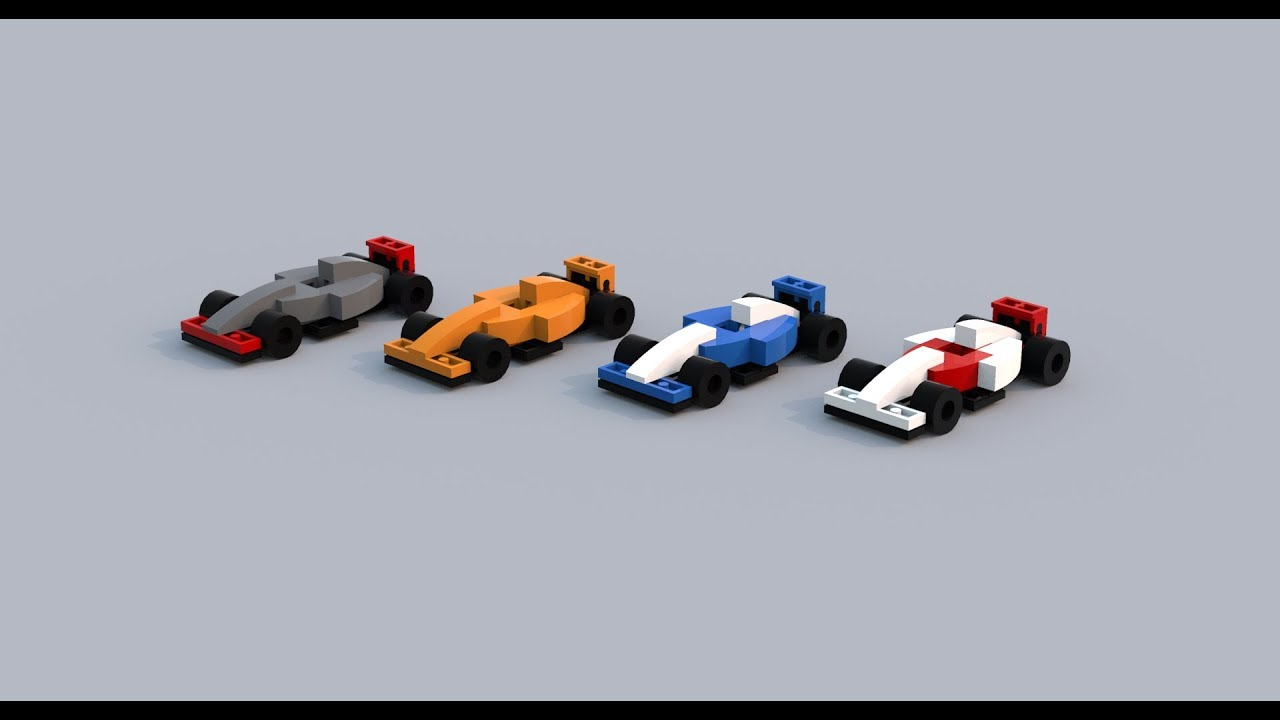 lego mini f1 racer youtube. Black Bedroom Furniture Sets. Home Design Ideas