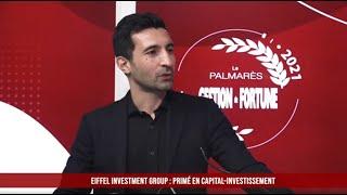 Palmarès des Fournisseurs 2021 - Eiffel Investment Group