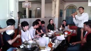 Ngược dòng Hương Giang - Chú Tùng - offline clb Tiêu sáo Bình Phước 3/8/2014
