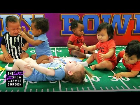 Super Bowl For The Youngest Players