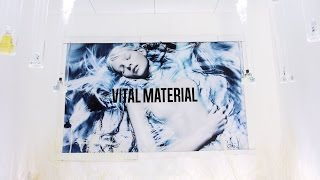 【LOST】VITAL MATERIAL 1st Exhibition [blanc forêt - ''white forest''] created by RUKI the GazettE