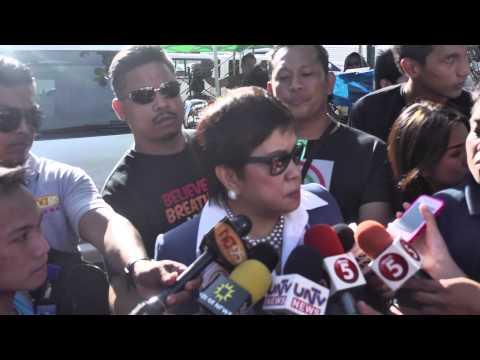 Manila City Jail  Kapunan ambush
