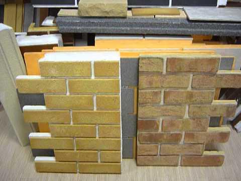 Оборудование для производства фасадных клинкерных термопанелей .