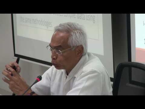 Presentation of Dr. Aniceto Fontanilla