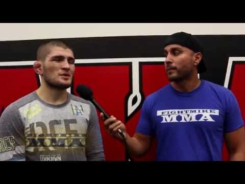 FightMike MMA | Episode 45 | Khabib Nurmagomedov
