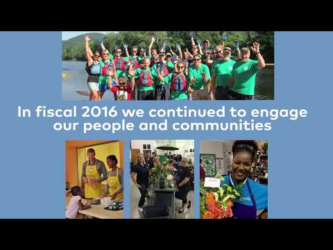 Keurig Green Mountain and Engaging Our People and Communities in 2016