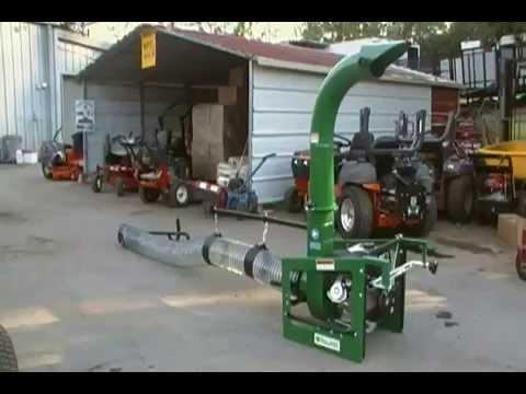 Billy Goat Leaf Vacuum Debris Truck Loader 12hp Doovi